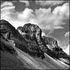 Mountains in B/W